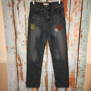 Route 66 Jeans with Patches